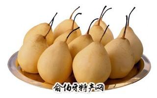 刘佰伦果园苹果梨