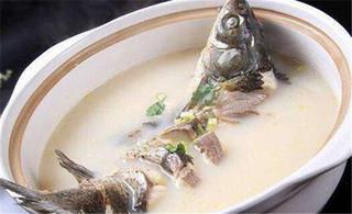 鲤鱼齿汤的功效与作用