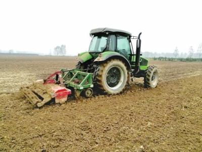 提高耕地质量 筑牢粮食生产根基