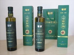 吴忠亚麻籽油成为地理标志产品