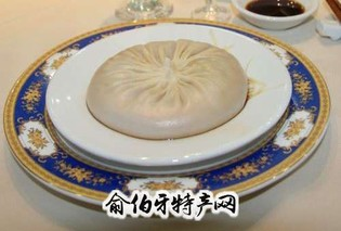 芜湖蟹黄汤包