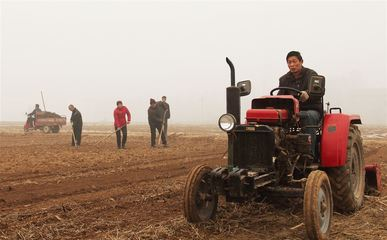 农机更换新件讲究多