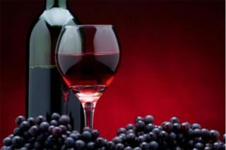 郧西山葡萄酒