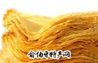 金华豆腐皮