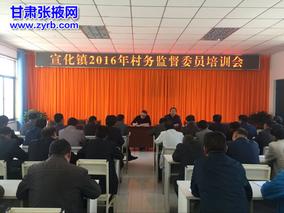 高台县骆驼城镇多措并举强化村级财务管理