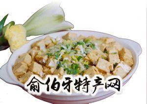 长治豆腐菜