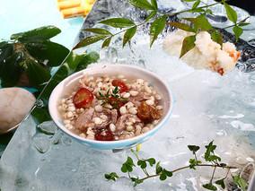山药薏米芡实粥 良药美食