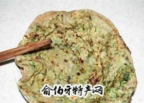 浦江两面黄麦饼