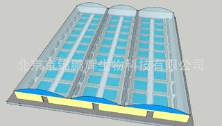 特种水产养殖温室设计