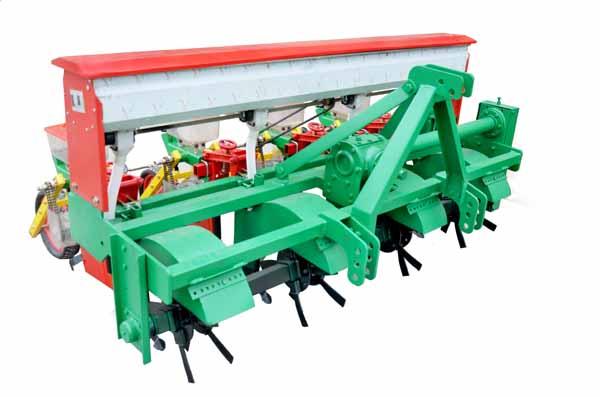 如何养护维修玉米免耕播种机
