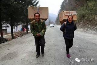 六安霍邱:七千只扶贫鸡苗送到村
