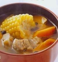 玉米须炖猪肉的功效与作用