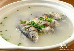 鲤鱼茯苓汤的功效与作用
