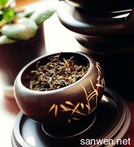 老青茶制作