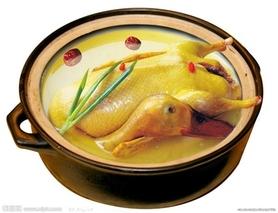 界山老鸭汤