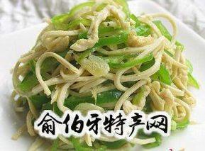 五香豆腐丝