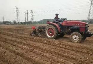 春播佳期已至昌平预计6月初完成1.2万亩玉米播种