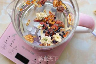 菊花山楂茶的功效与作用