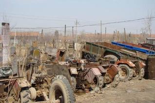 太原:6月1日起拖拉机、联合收割机等五类农机报废有补贴