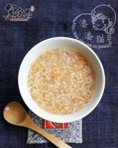 生姜炒米粥的功效与作用