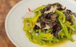 黄花菜瘦肉粥的功效与作用