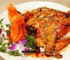 红咖喱金瓜加积鸭