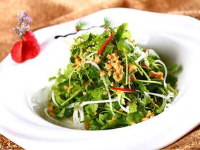 茴香苗的吃法 茴香面筋蛏王羹