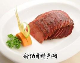 五香牛肉片