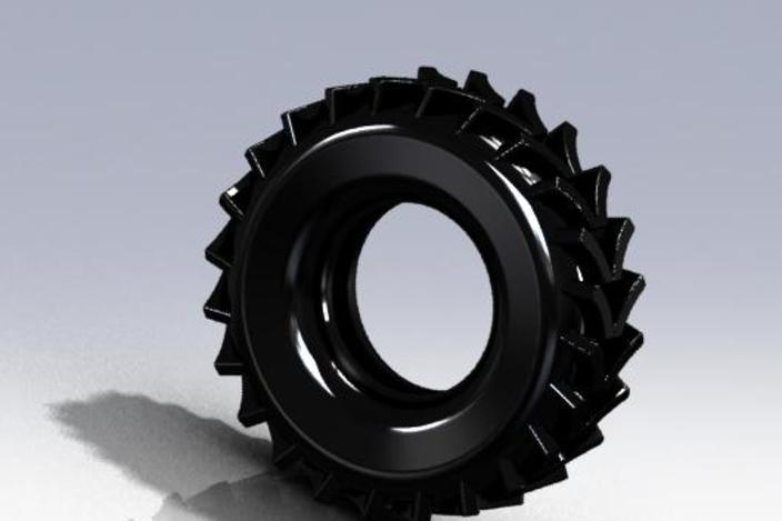 拖拉机拆装轮胎的维修技巧