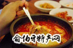 牛肉豆腐锅