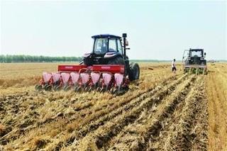 青岛上榜全国*批主要农作物全程机械化示范市