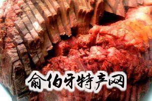 五香酱驴肉