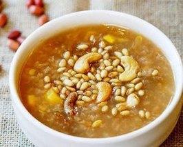 桃花粳米粥的功效与作用