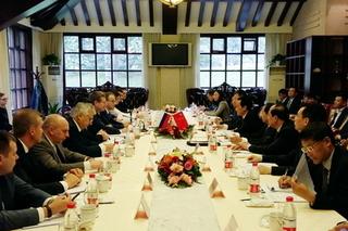 中俄总理定期会晤委员会农业合作分委会第六次会议召开