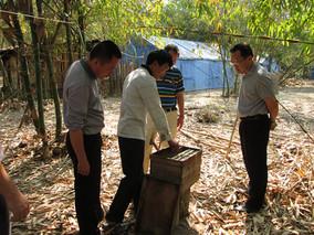湖州市畜禽产业联盟开展蜜蜂养殖技术培训