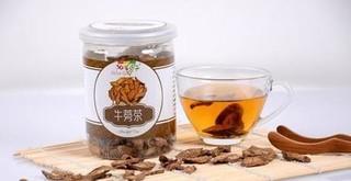 牛蒡茶能防治痔疮吗