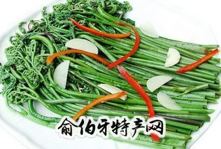 张家口蕨菜