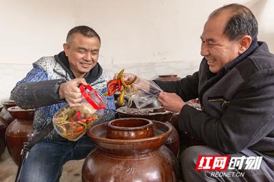 东安:腌制极速5分排列3蔬菜带民致富