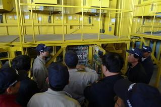 温岭农机部门开展粮食烘干机维护保养技术指导工作
