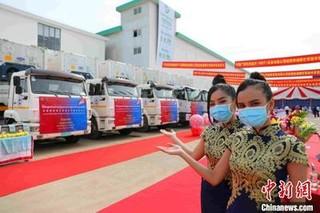 柬埔寨芒果出口中国首发仪式在金边举行