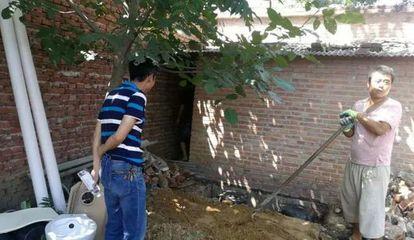 涿州建设农村卫生厕所智能管护平台