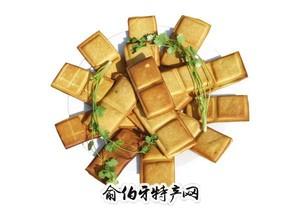 """""""老街""""豆腐干"""