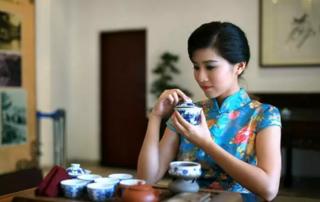 女性朋友喝茶时,注意一下这8个问题