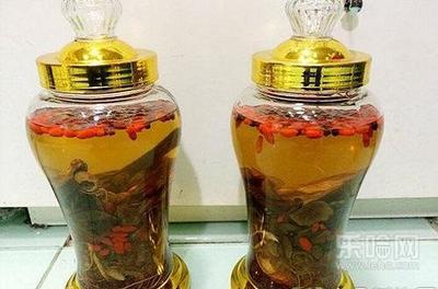 菊杞调元酒的功效与作用