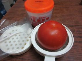 番茄汁的制作方法