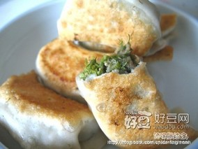 小茴香饺子馅的做法 茴香猪肉煎饺