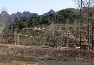 密云北庄镇依托好山水打造生态旅游