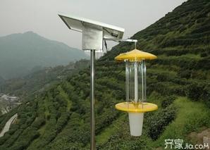 太阳能杀虫灯安全使用注意的事项