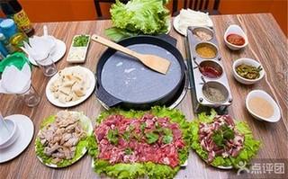 盘烤生牛肉