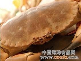 蟹类加工技术